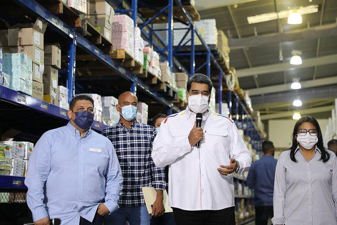 Maduro acusó a Duque de promover la xenofobia contra los venezolanos
