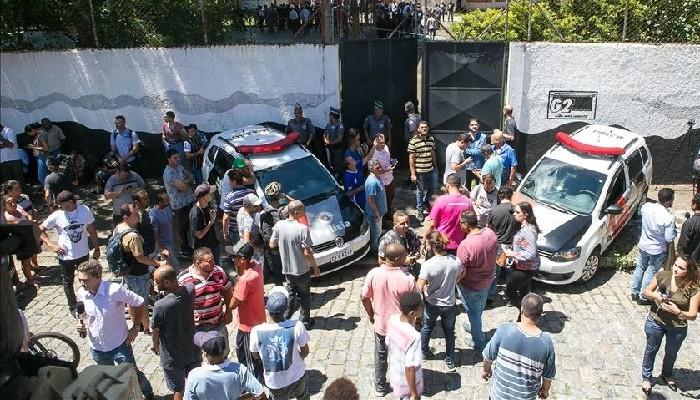 6 muertos y varios heridos dejó un tiroteo en Brasil