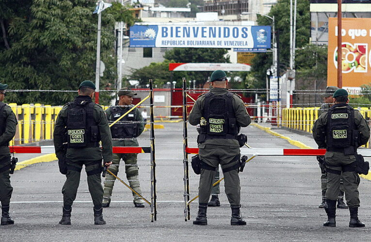 Colombia crea comando de seguridad fronterizo