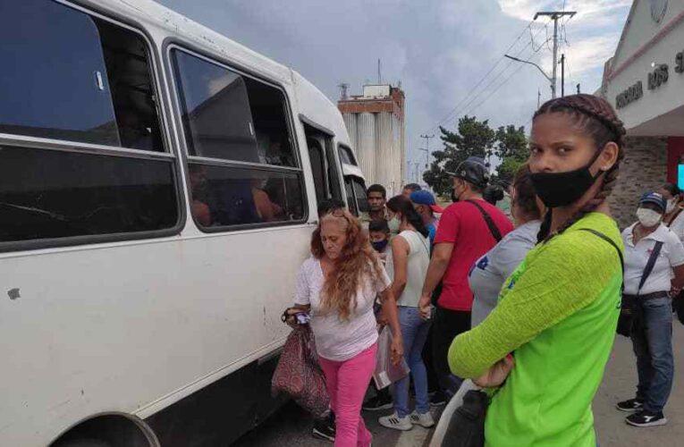 Transportistas serán atendidos con prontitud en la bomba de Pariata