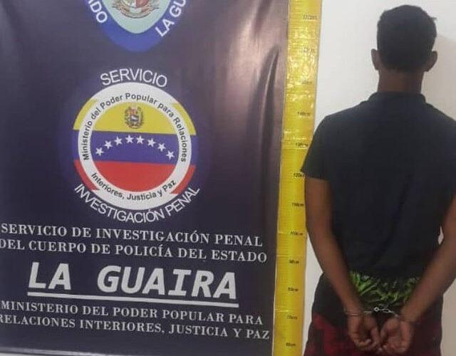 Ebrio golpeó a su ex pareja en Camurí Grande