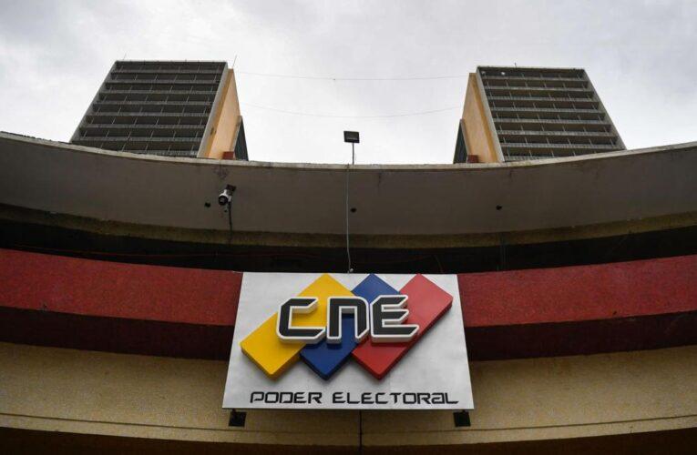 CNE pide a los observadores no interferir en los asuntos internos del país