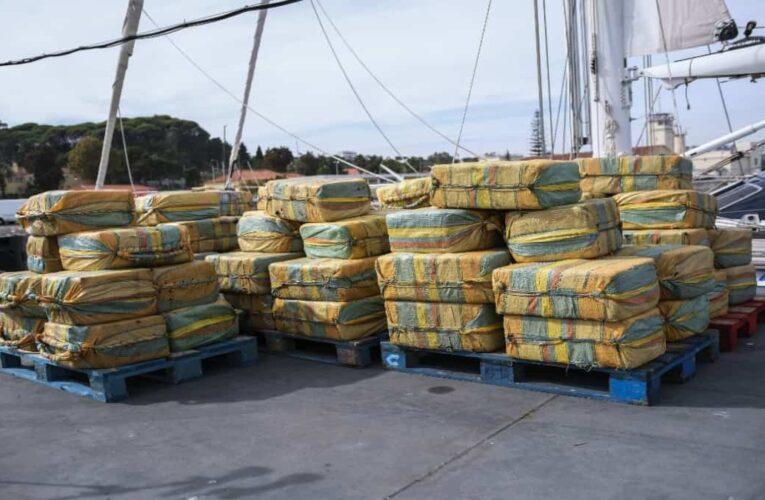 Incautan 5,2 toneladas de coca a banda que operaba en Colombia y Venezuela