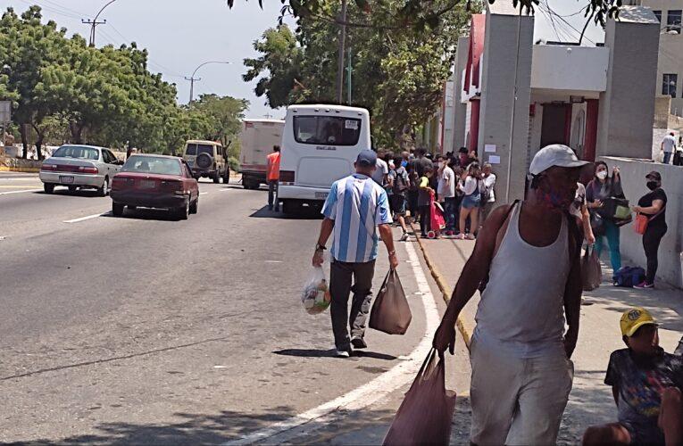 Choferes piden 10 mil litros diarios de gasolina para mejorar servicio