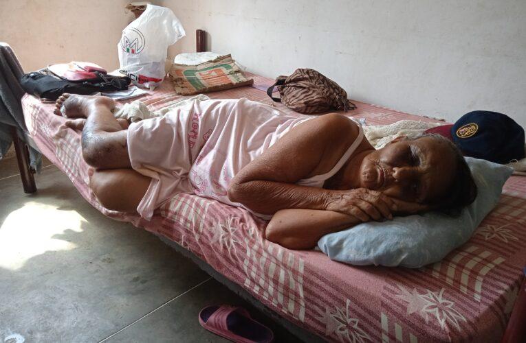 Abuela de 70 años fue arrollada y necesita ayuda