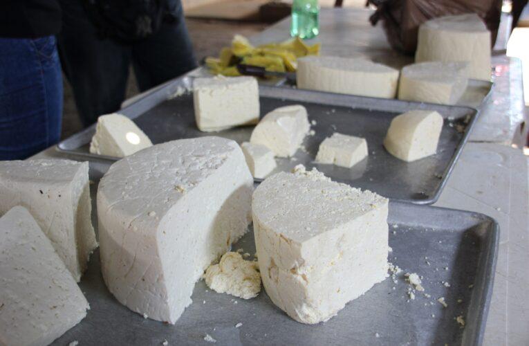El kilo de queso blanco duro subió a $4,3