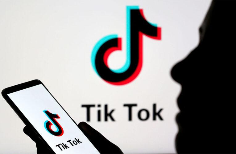 TikTok también presenta fallas