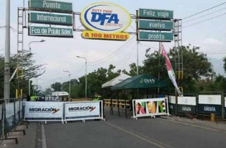 Bernal: Apertura comercial de la frontera comenzará por Ureña