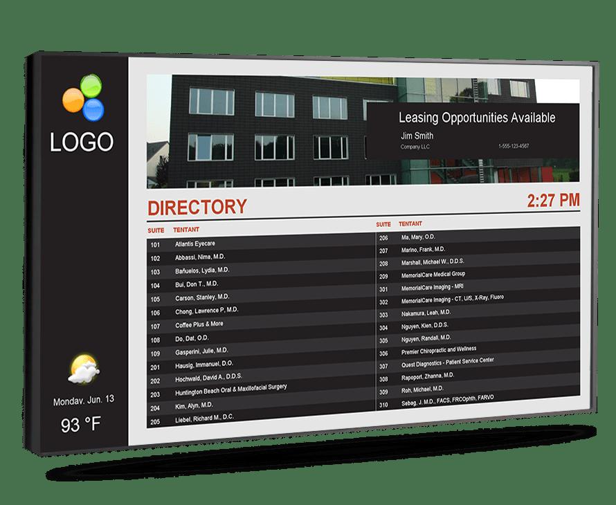 Digital Directory 1