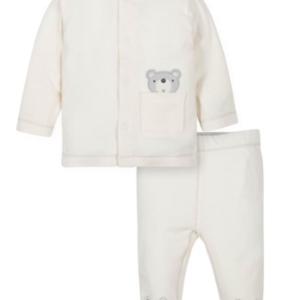 Baby Cardigan & Pants Set