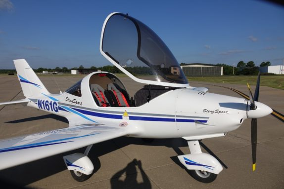 Photo of StingSport N161G, for sale.