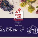 virtual Wine, Cheese & Jazz event
