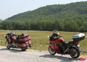 motorcycle group trips
