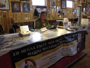 IMG_3041 Ed McGaa table sm