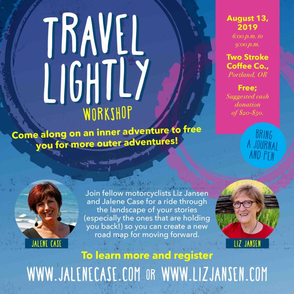 Travel Lightly