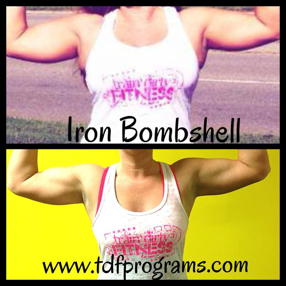 Iron Bombshell: Weight Lifting For Beginners Or Advanced
