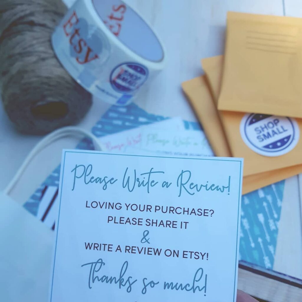 write-a-review-cards, free-printable-cards, etsy-cards,