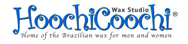 Hoochi Coochi Wax Studio Logo ®
