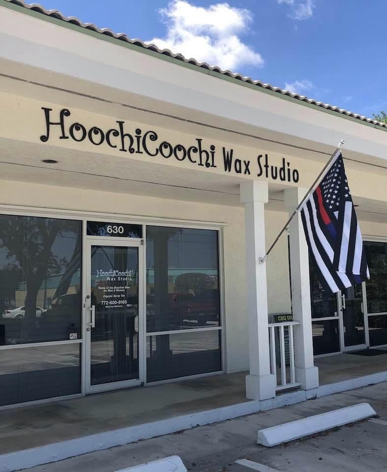 Hoochicoochi Wax Studio ®Stuart Location