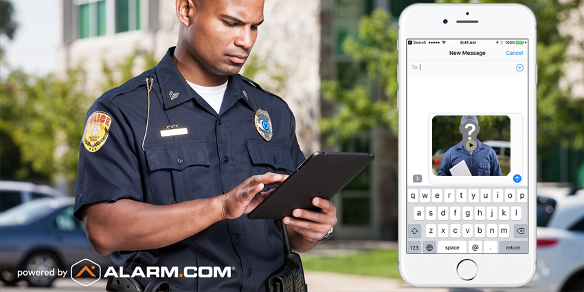 Four Ways to Use an Alarm.com Doorbell Camera