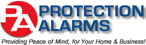 Home Alarm Systems – Burglar Alarms For Business Security | Protection Alarms Logo