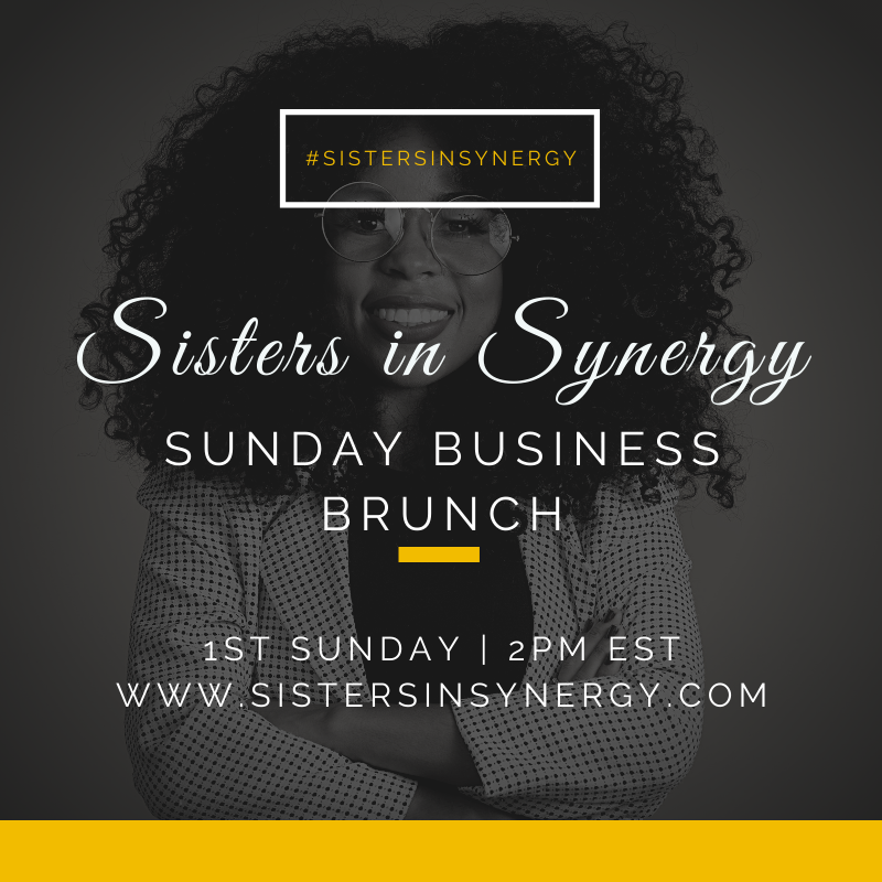 Sisters in Synergy - Sunday Business Brunch