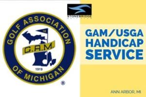 GAM gold card handicap service membership