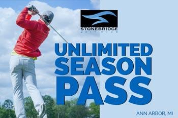unlimited golf course season pass 18 holes ann arbor
