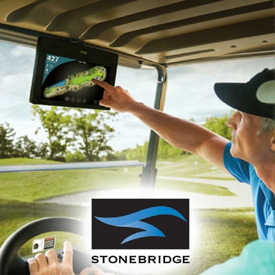 golf cart gps equipped golf cart in ann arbor