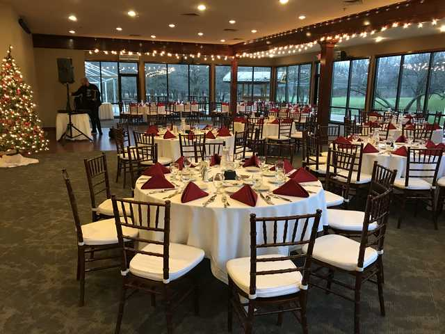 holiday party space