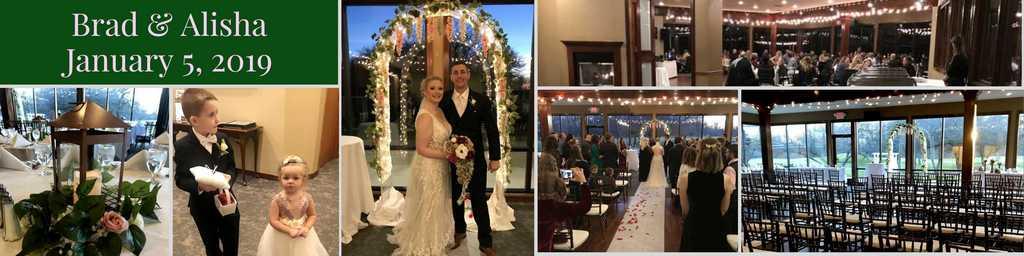 january wedding in ann arbor