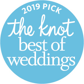 2019 The Knot Best of Weddings Winner