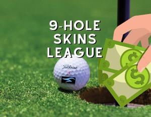 9 hole skins league golf scramble