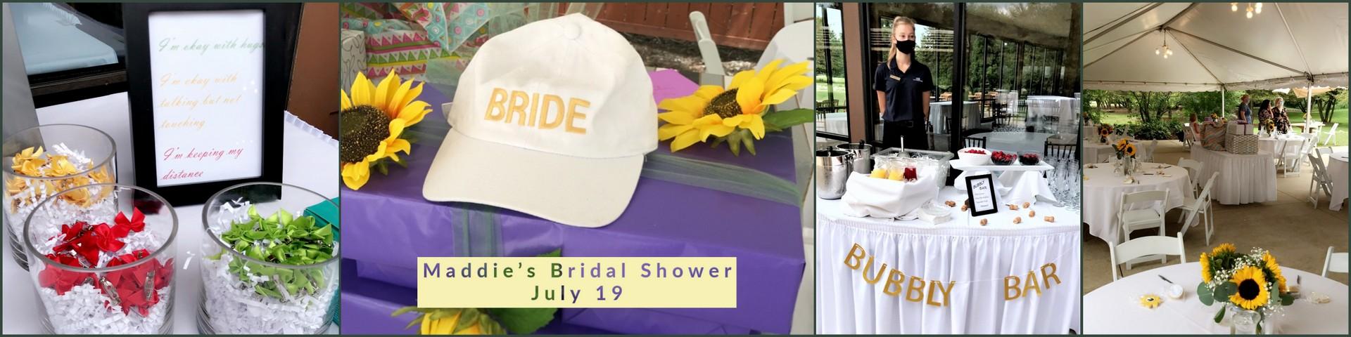 bridal shower in ann arbor
