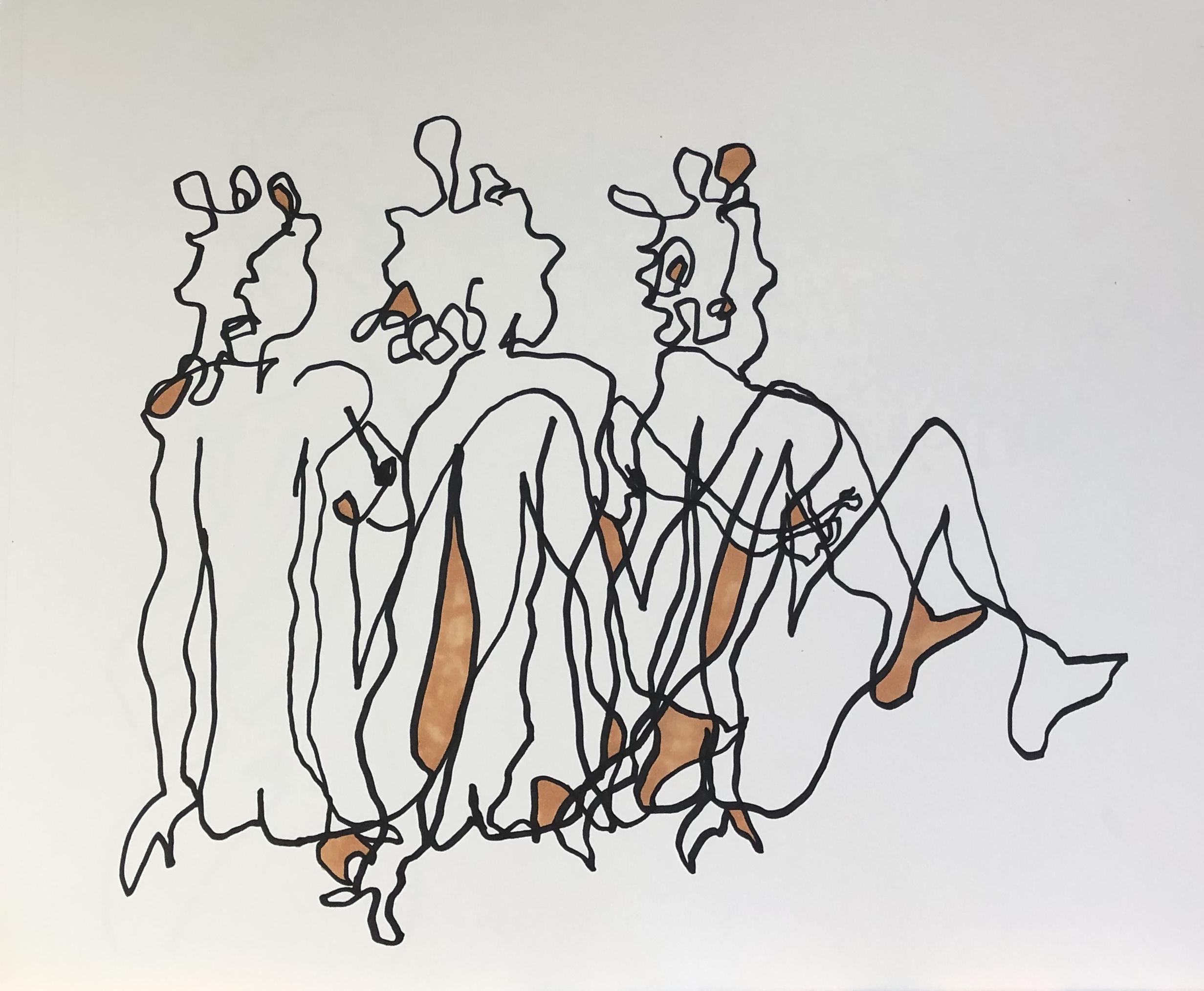 Liz Mathews figure drawing 6