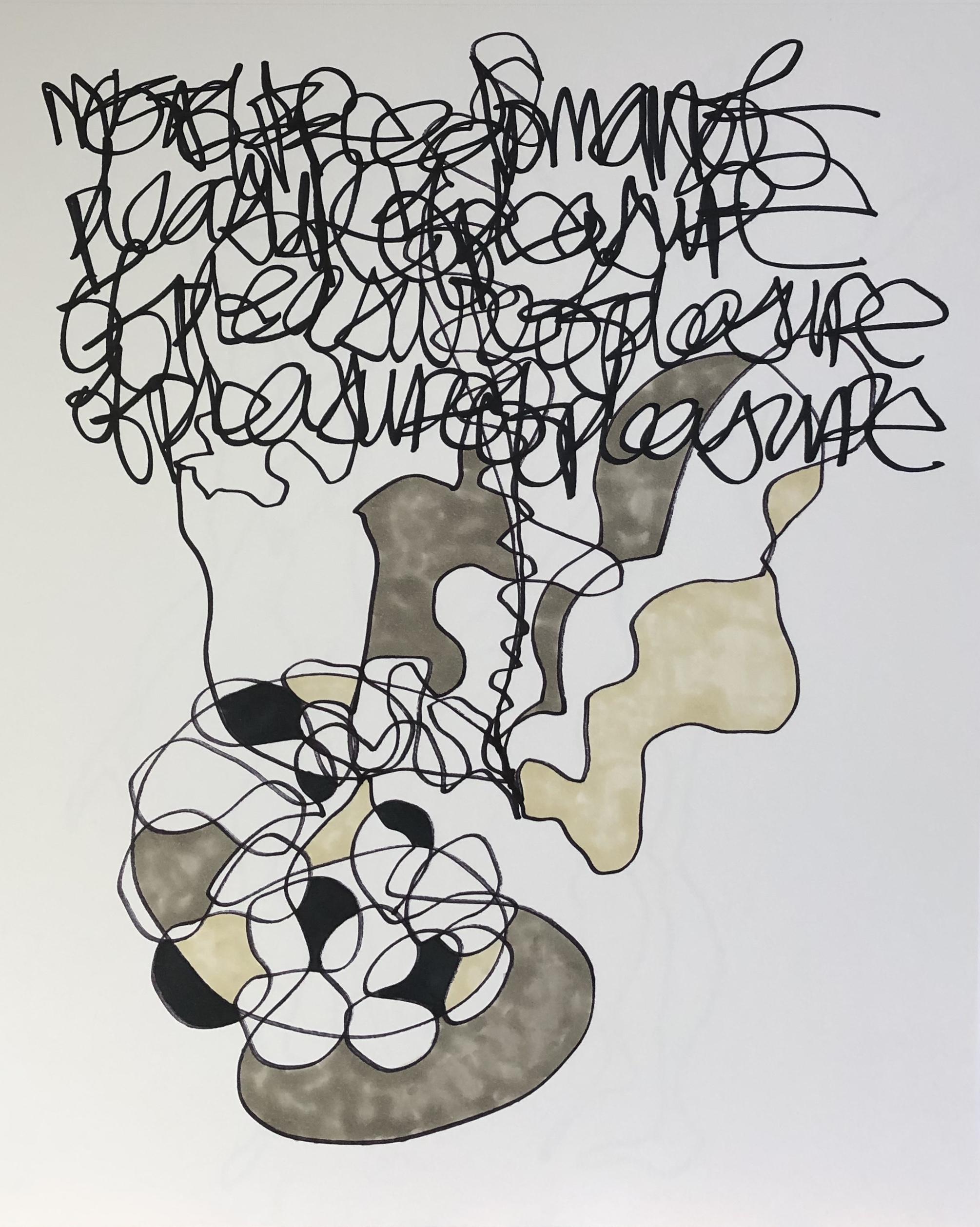 Liz Mathews Drawing 1