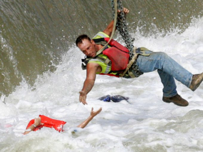 Jason Oglesbee Saving Patty