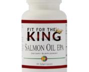 Salmon Oil Dietary Supplement