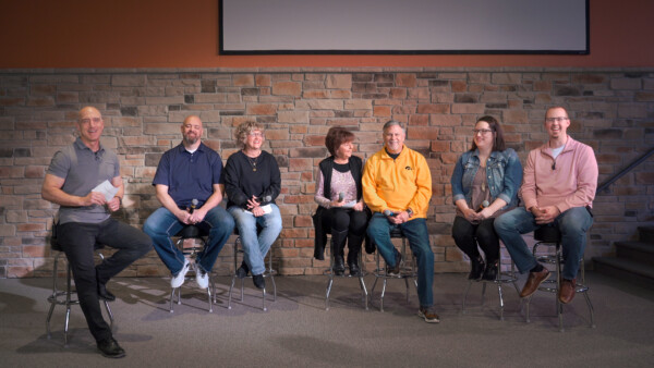 Pastoral Panel for Fit For The King Coaching Program