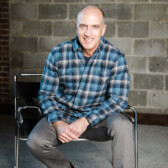 David Bush - Founder and President of Point of Light Ministries and Fit for The King