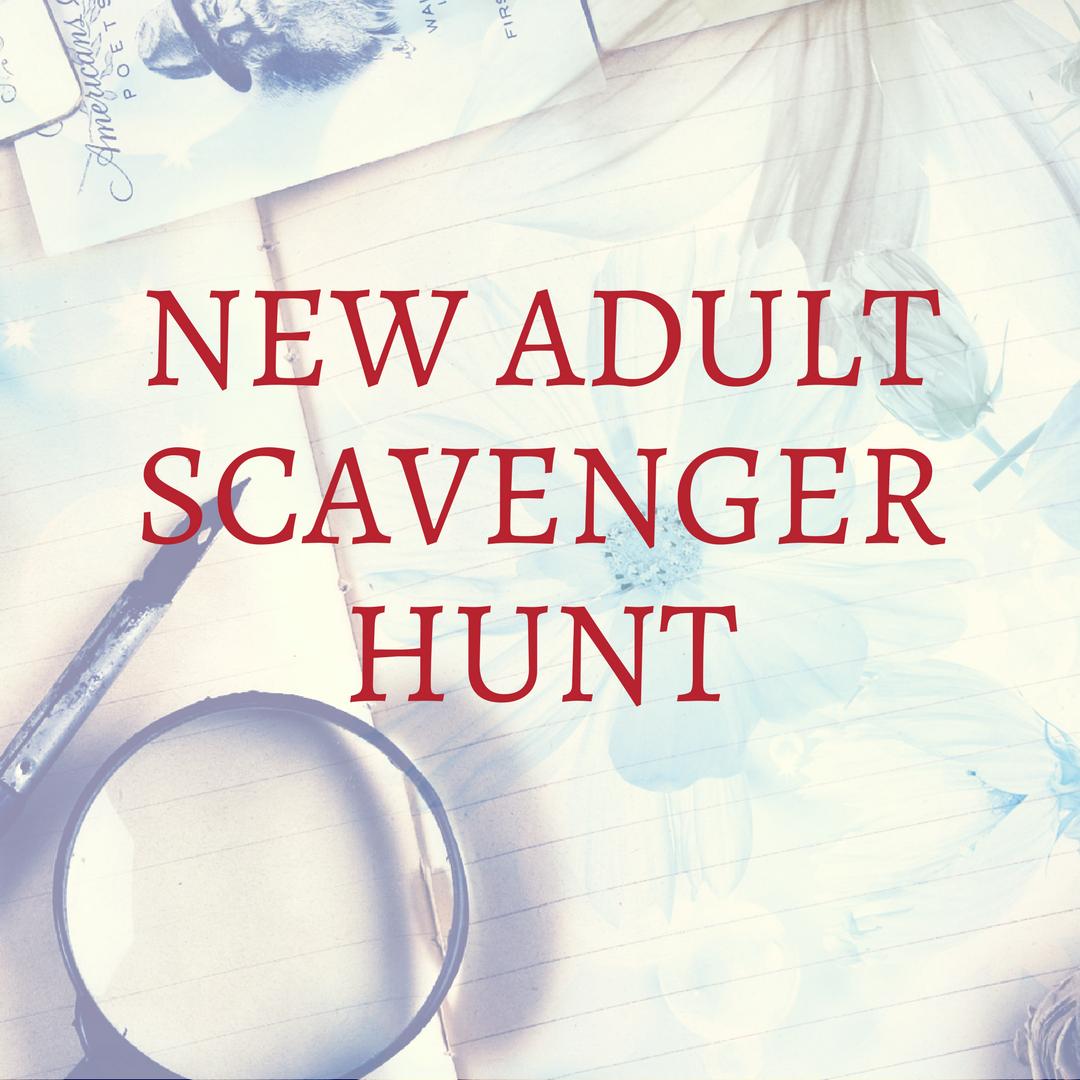 New Adult Scavenger Hunt!