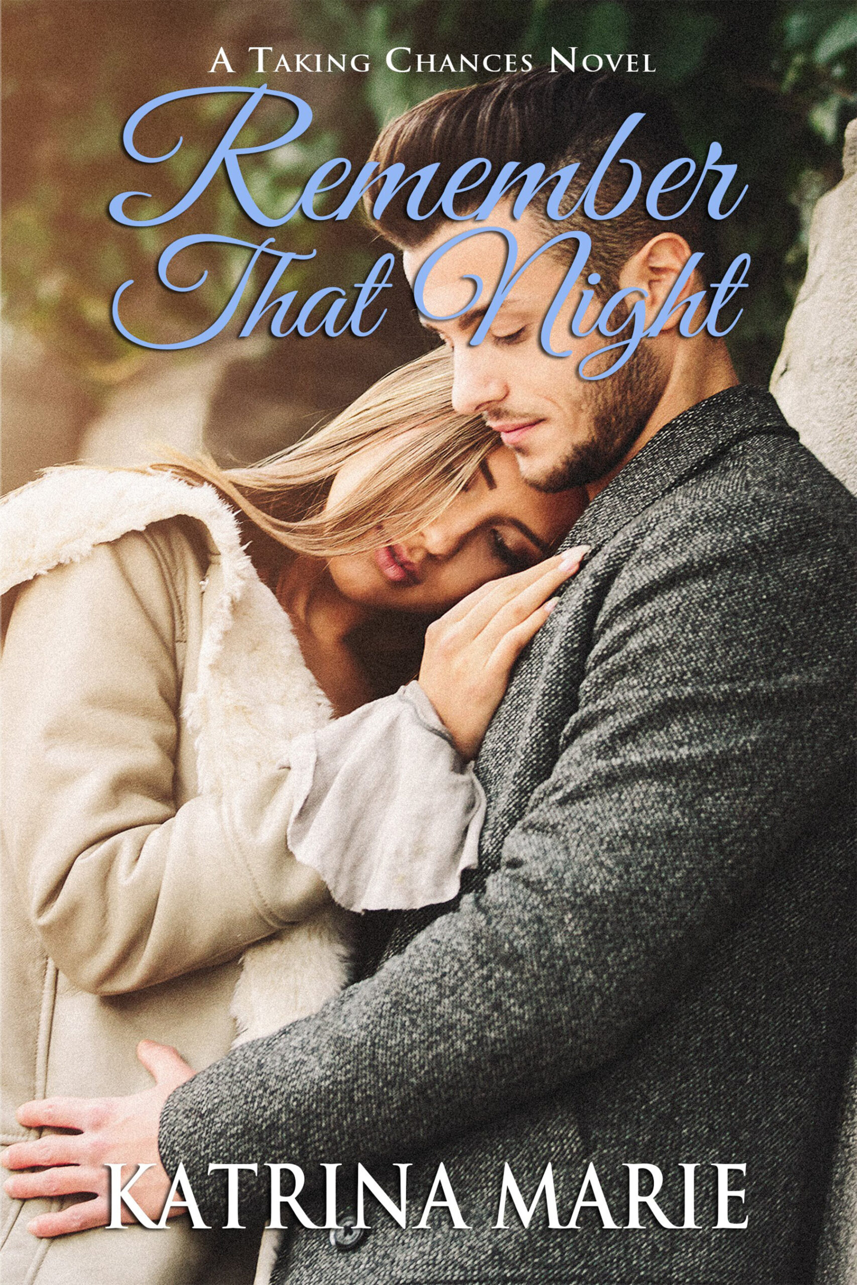 Cover Reveal for Remember That Night!