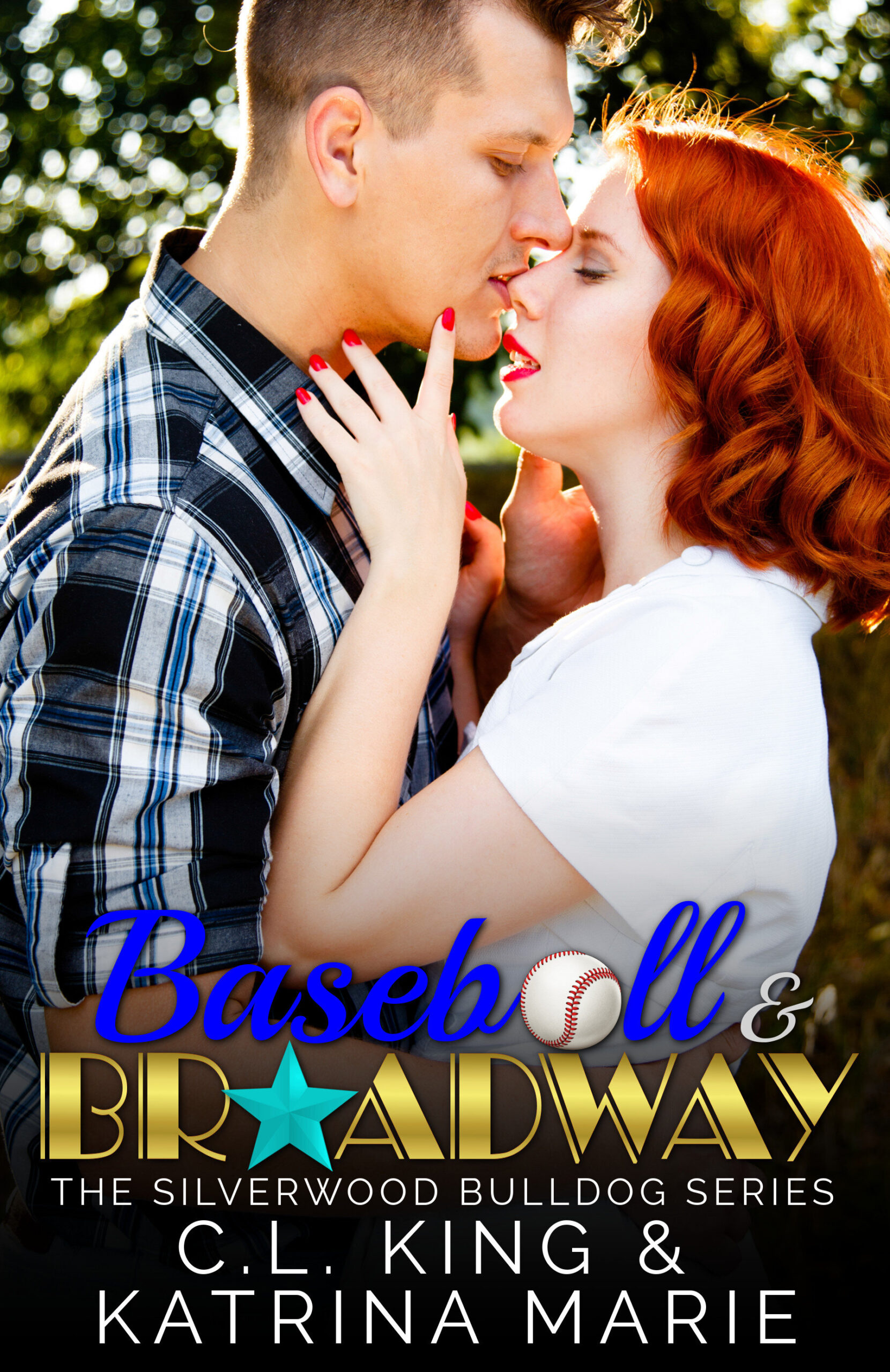 Cover Reveal for BASEBALL & BROADWAY