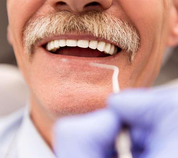 Independence Adjusting to New Dentures