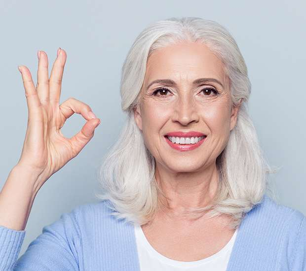 Independence The Process for Getting Dentures