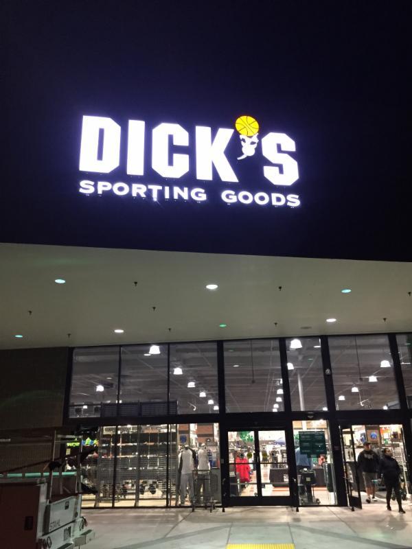 dicks sporting goods sunnyvale
