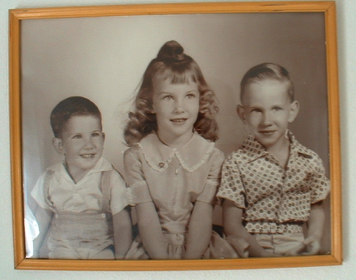 Billie Best and her family moved to Illinois in 1960.