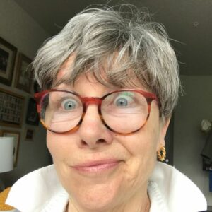 Writer Billie Best promotes eating insects