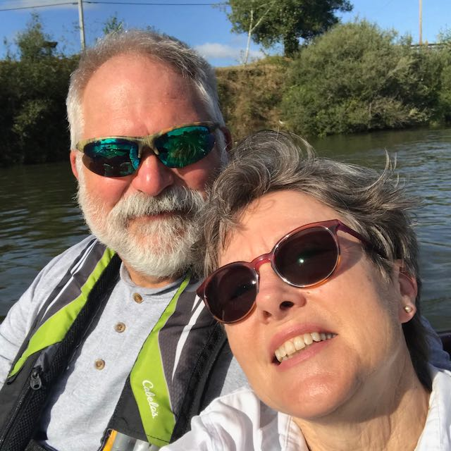 Billie Best writes about falling in love in her 60s.