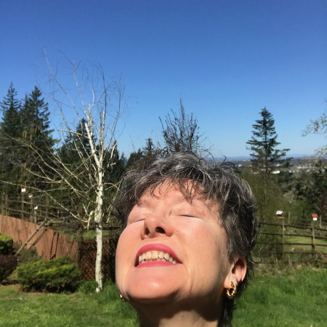 Billie Best writes about finding peace in a murky pond.